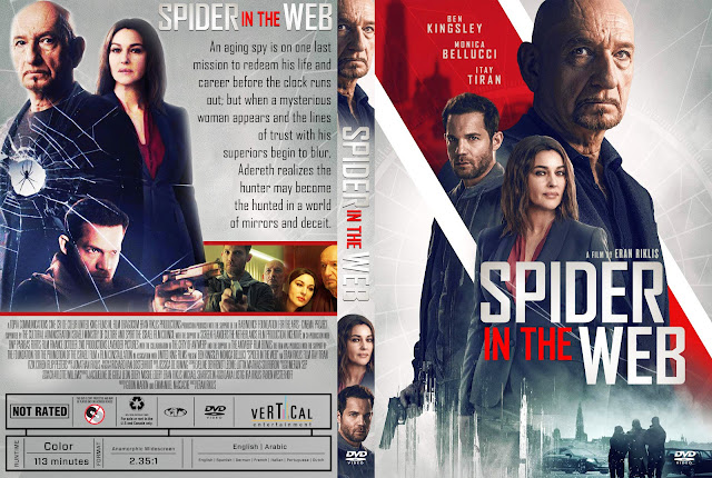 Spider in the Web DVD Cover