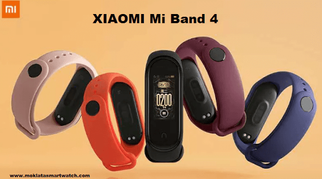 XIAOMI Mi Band 4 Specs, Price and features