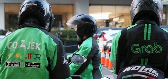 Zona Merah Grab Gojek  Wilayah Bogor Kota dan Kabupaten