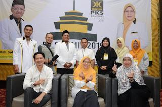Ledia ; PR SUMMIT 2019 Bentuk Rasa Syukur Atas Kemenangan PKS