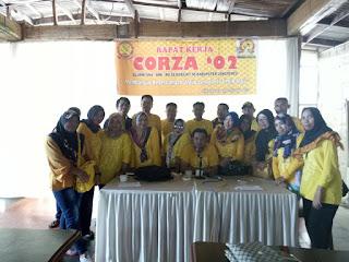 Rapat Kerja Ikatan Alumni 2002 SMA/SMK/MA sederajat se Kabupaten Jeneponto
