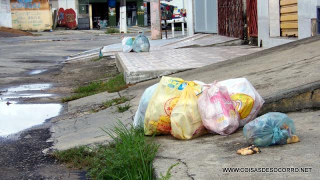 Nossa Senhora do Socorro e Aracaju ficarão sem coleta de lixo sexta-feira, 26