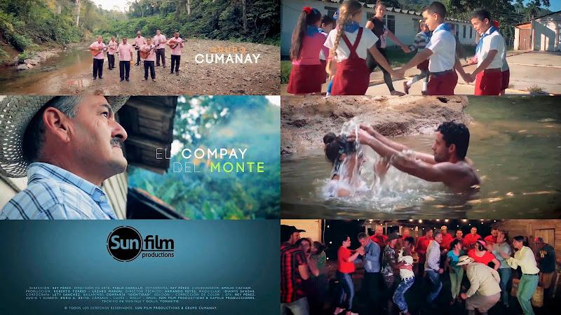 Grupo Cumanay - ¨El Compay del Monte¨ - Videoclip - Dirección: Rey Pérez - Pablo Carrillo. Portal Del Vídeo Clip Cubano. Música cubana. Son. CUBA.