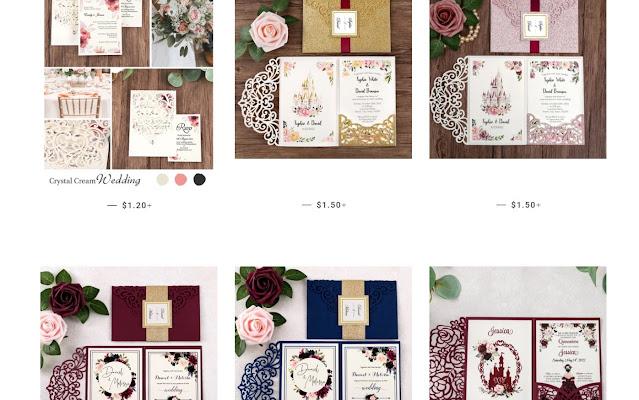 Doris House Card Website