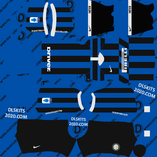 inter milan Kits 2019-2020 Home For Dream League Soccer Kits 2020