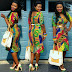 Simple Ankara Gown Pictures Styles  for  African Queen