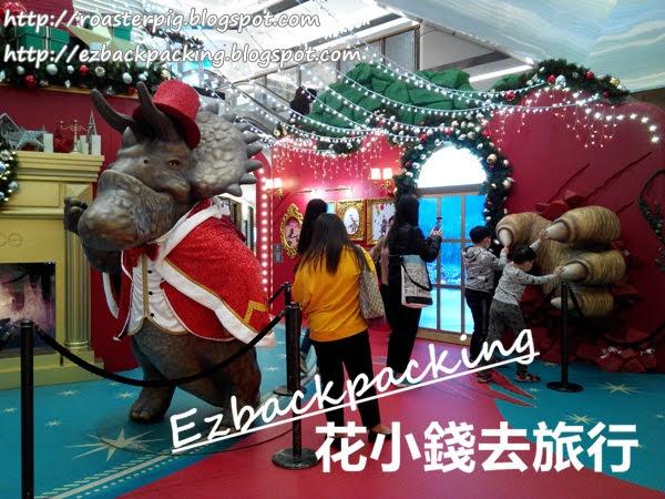 2020年美麗華商場聖誕裝飾