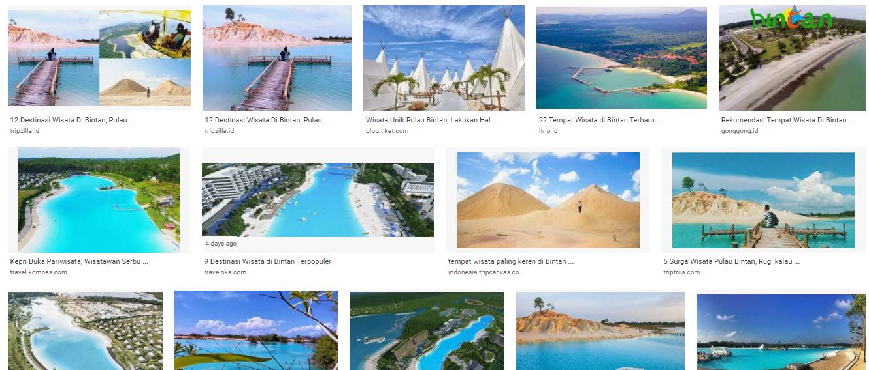 20 Tempat Destinasi Wisata Bintan Paling Bagus Dan Keren Wisata Kepri
