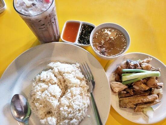 Restoran Fuziah Nasi Ayam