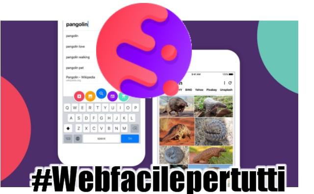 Cake Web Browser | Il Browser progettato esclusivamente per lo smartphone