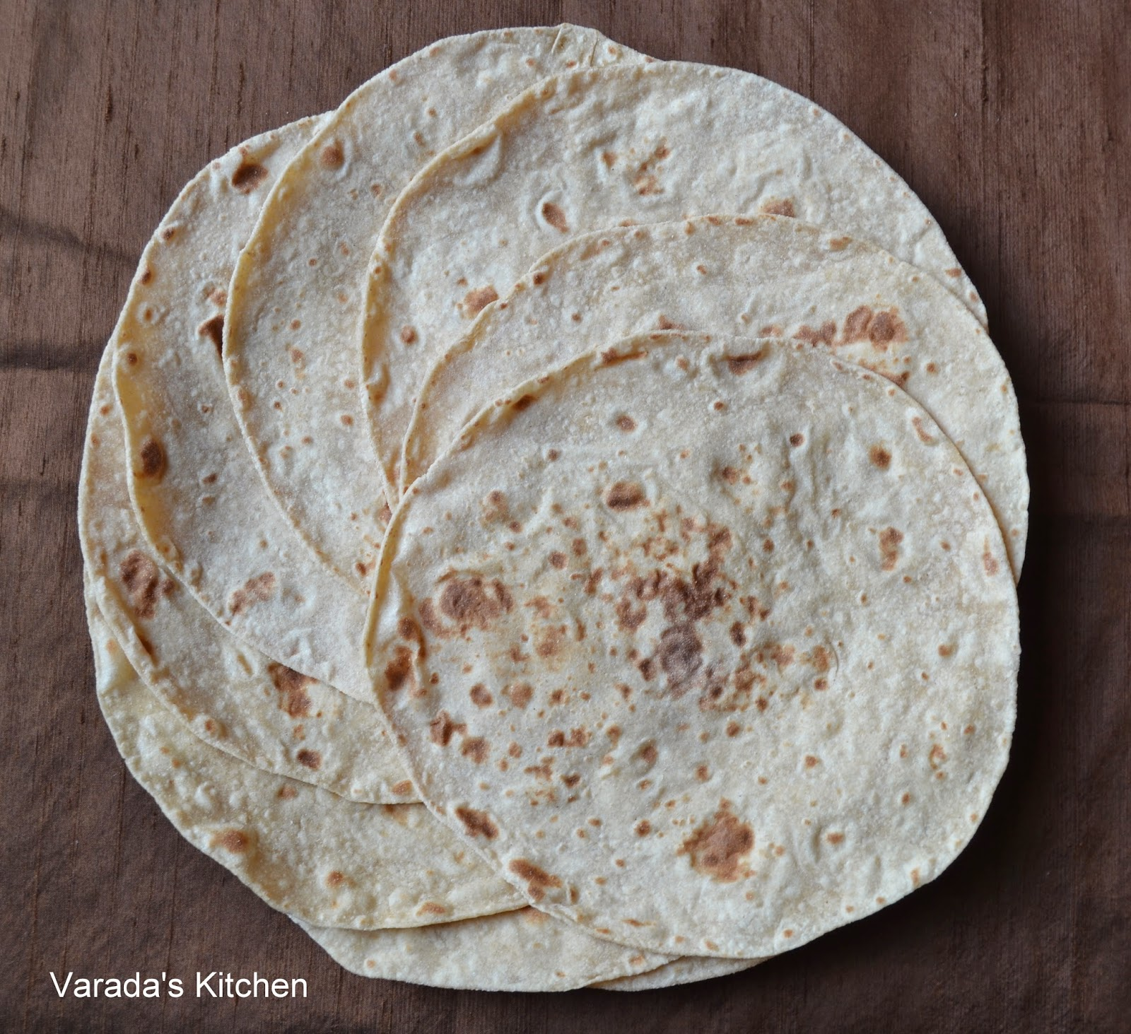 Varadas Kitchen Nepali Roti