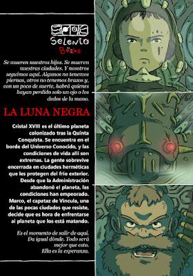 LIBRO - La Luna Negra (Selento Books - 1 Octubre 2019) PORTADA