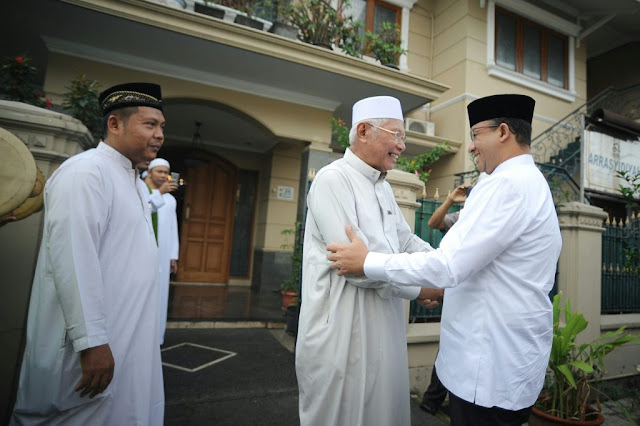 Reuni 212, Ketua GNPF: Gubernur Anies akan Beri Kata Sambutan