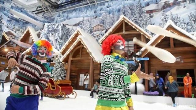 Nikmati Liburan Bernuansa Salju Di Bekasi