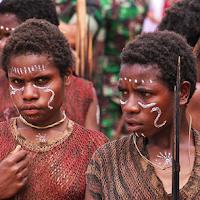 Pengertian Ras Melanesoid, Sejarah, Ciri, Budaya, Ras Melanesoid di Indonesia
