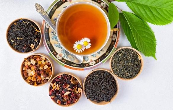 Rumah Dosen - Teh herbal