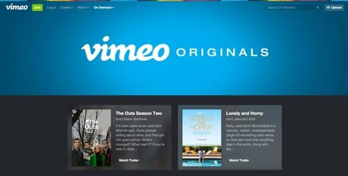Vimeo became an independent company after its boom