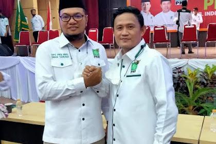 Iwan Taruna Resmi Nahkodai PKB Inhil