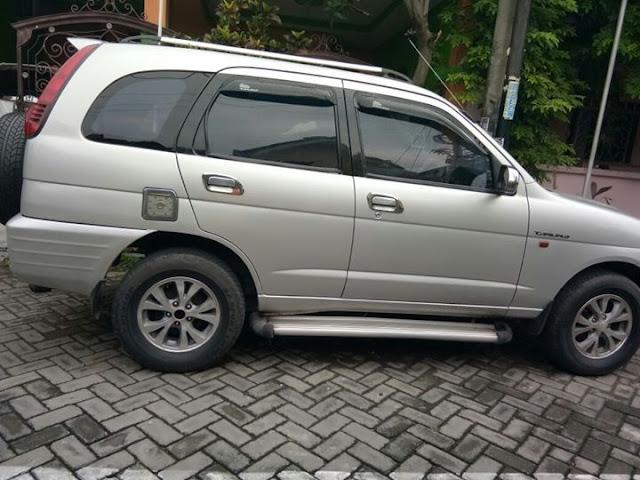 Mobil taruna thn 2000