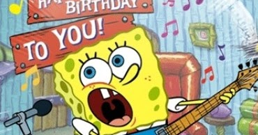 sretan rođendan spužva bob Rođendanske čestitke, slike, pozadine, SMS poruke: Spužva Bob  sretan rođendan spužva bob