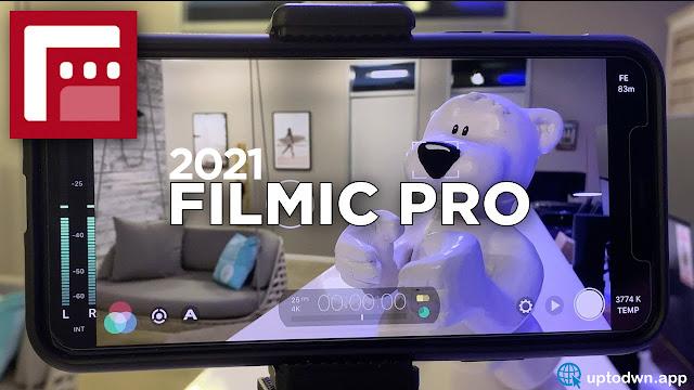 تحميل تطبيق FiLMiC Pro: Professional HD Manual Video Camera  المدفوع  APK للاندرويد مجانا  من ميديا فاير