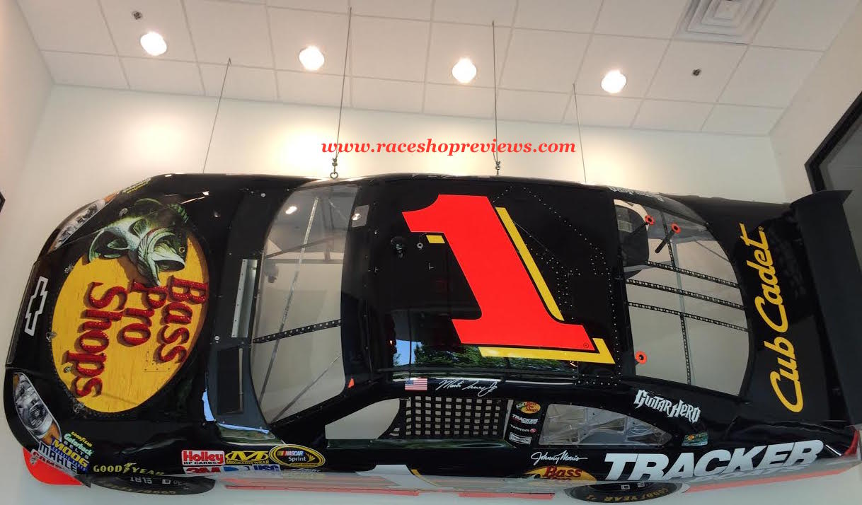 Race shop reviews mtj martin truex jr motorsports for Star motors mooresville nc
