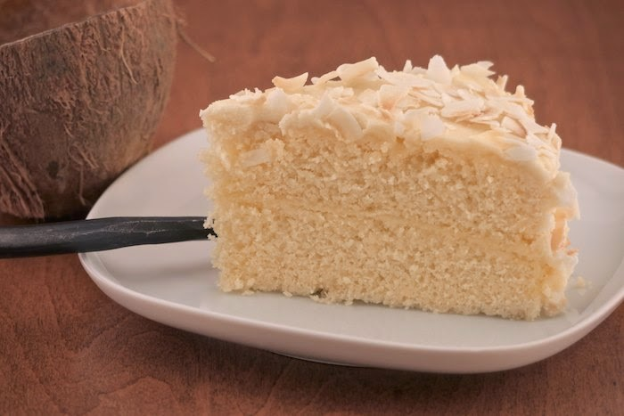 Food Hunter\u0027s Guide to Cuisine Eating Whole Foods Coconut Cream Cake
