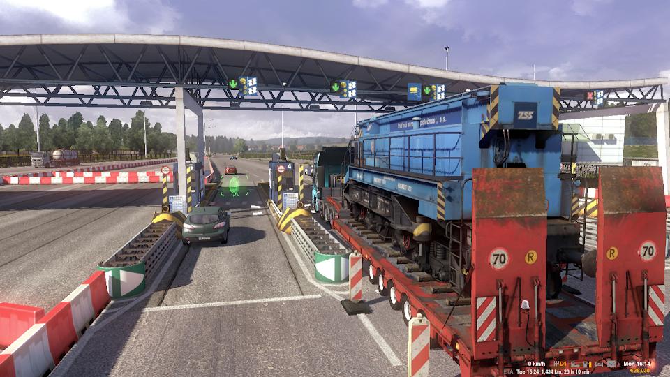 Download Euro Truck Simulator free download - polkablack