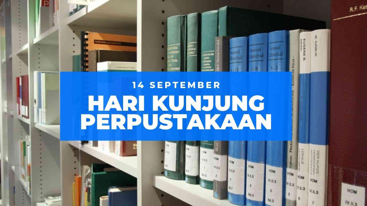 selamat hari kunjung perpustakaan