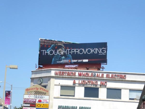 Jerrod Carmichael 8 Emmy FYC billboard