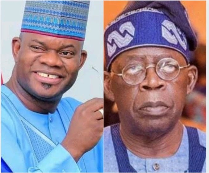 2 Suitable Positions For Tinubu If He Supports Yahaya Bello's Presidential Ambition In 2023