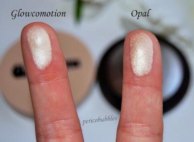 Opal vs Glowcomotion