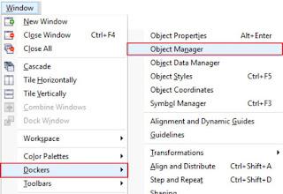 Cara Aktifkan Object Manager
