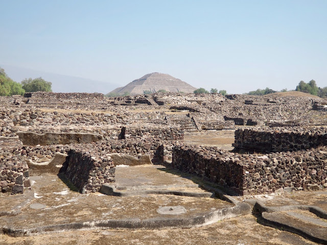 Teotihuacan, Mexico City, Mexico