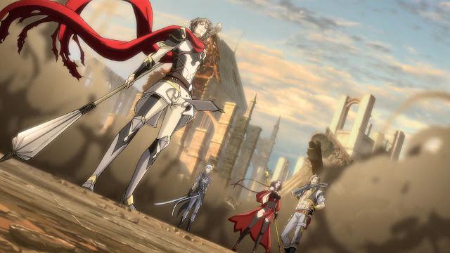 the king avatar china anime