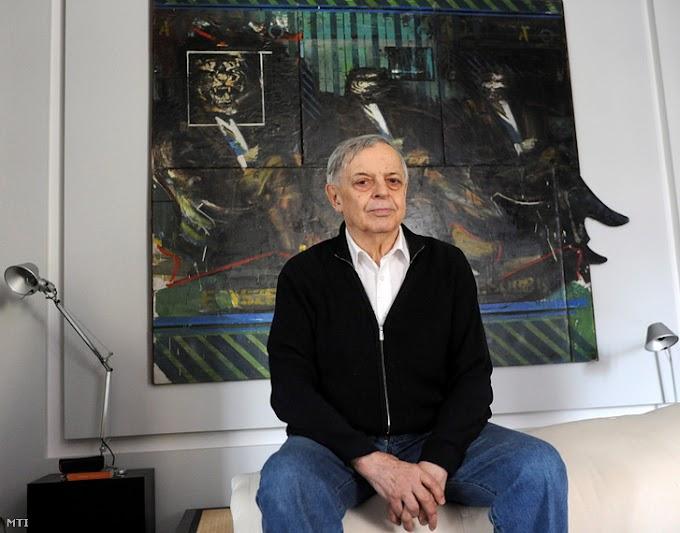 Lakner László mintegy 40 művét adományozta a Szépművészeti Múzeumnak