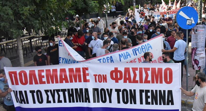 Αντιφασιστική συγκέντρωση την Πέμπτη στην Αλεξανδρούπολη