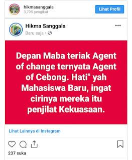 Rektor IAIN Kendari Buka-bukaan soal DO Mahasiswa Prokhilafah