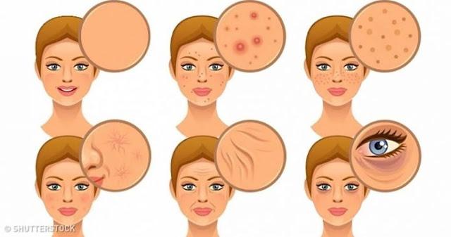 7 τροφές που είναι τοξικές για το δέρμα σας