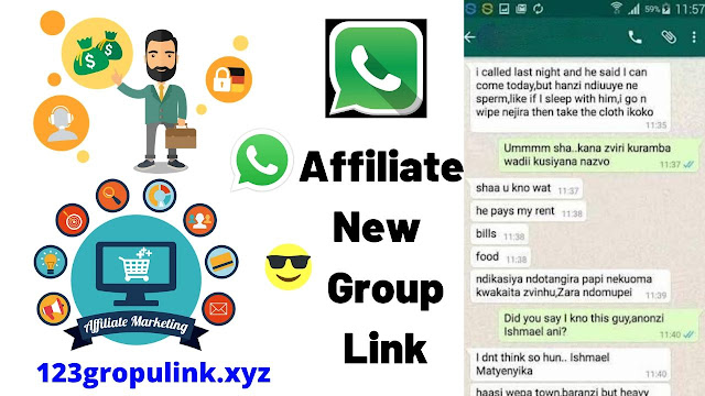 Join 600+ Affiliate Whatsapp Group Link 2020