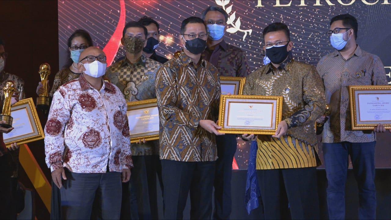 PetroChina Jabung Raih Padmamitra Award untuk Program Pemberdayaan Suku Anak Dalam