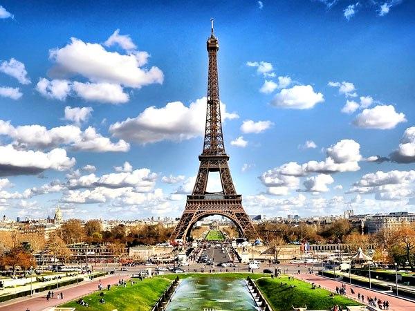 Блог вчителя географії Чуйко О.В.: Ейфелева вежа