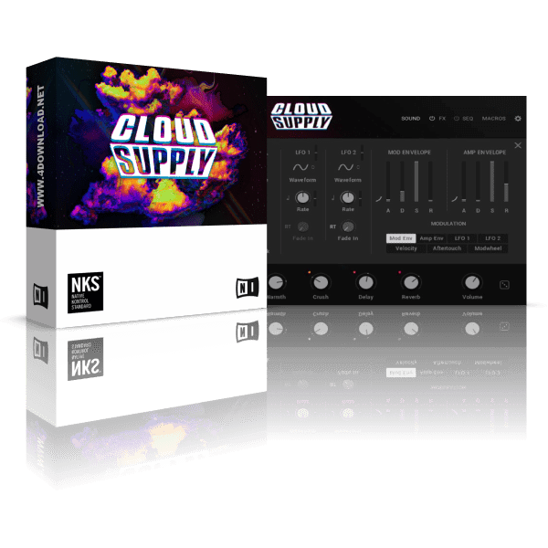 Native Instruments Cloud Supply v1.0.0 KONTAKT Library