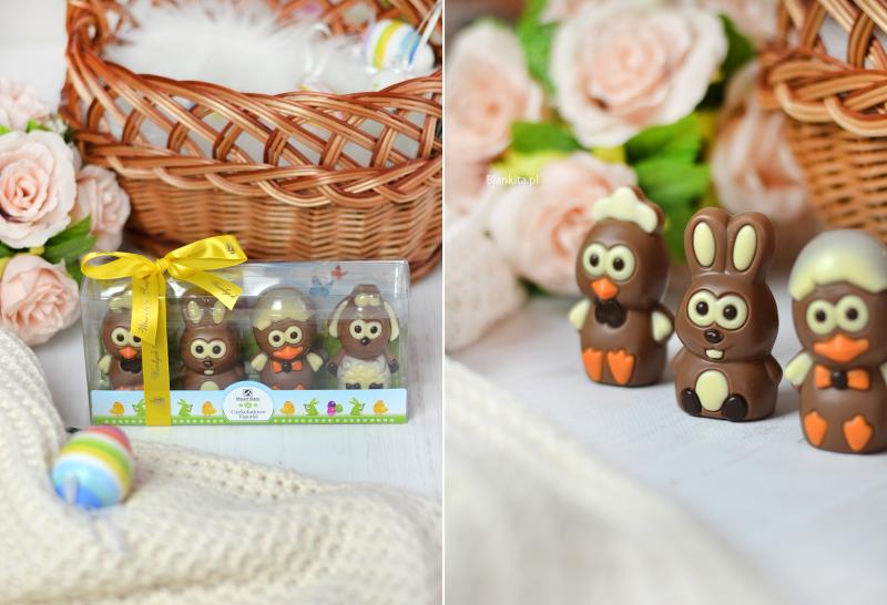 wielkanocne czekoladki, czekoladki na swieta, swiateczne czekoladki, mount blanc