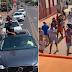 VÍDEO: Empresário distribui notas de dinheiro na rua e vídeo viraliza