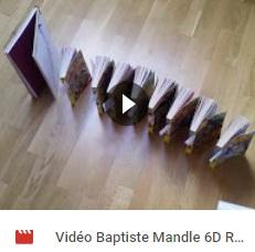 Vidéo Baptiste Mandle 6D