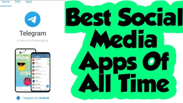 Best-social-media-apps