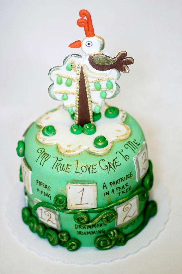 MAN BAKES CAKE: December 2011