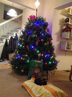 Seattle Christmas Tree Pickup
