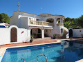 Villa for sale Cap Blanc, Moraira